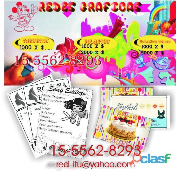 tarjetas Volantes Stickers Cumpleaños
