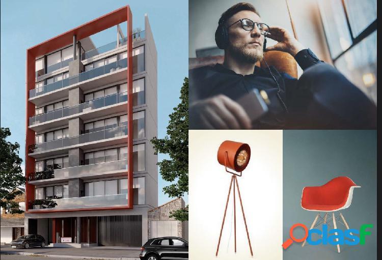 2 amb + estudio en pozo, premium, financiacion, categoria, amenities
