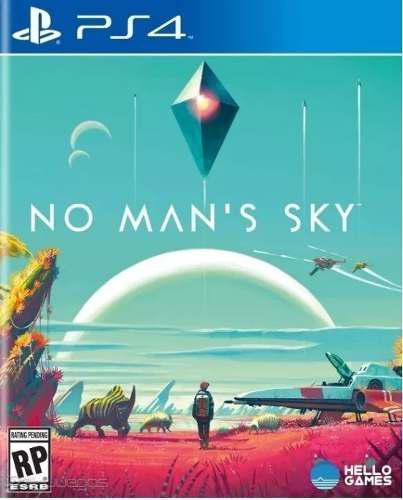 No man's sky juego físico playstation 4 ps4 nuevo sellado