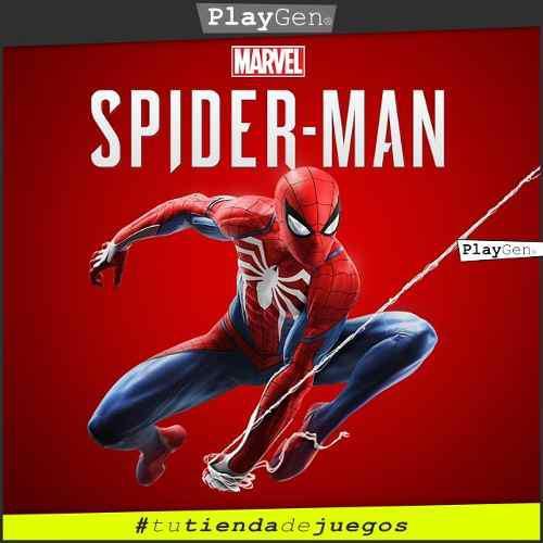 Spiderman - el hombre araña | juego ps4 original español