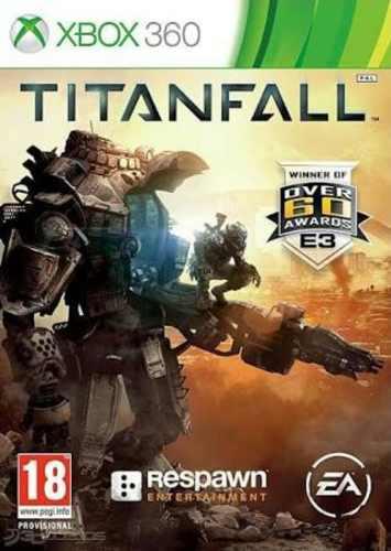Titanfall xbox 360 juego cd nuevo original físico sellado