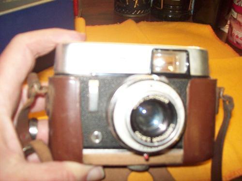 Camara De Fotos Voighlander - Alemana - Año 65