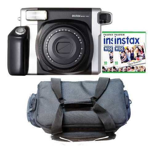 Camara Fujifilm Instax Wide 300 20 Fotos Bolso Chico Cuotas