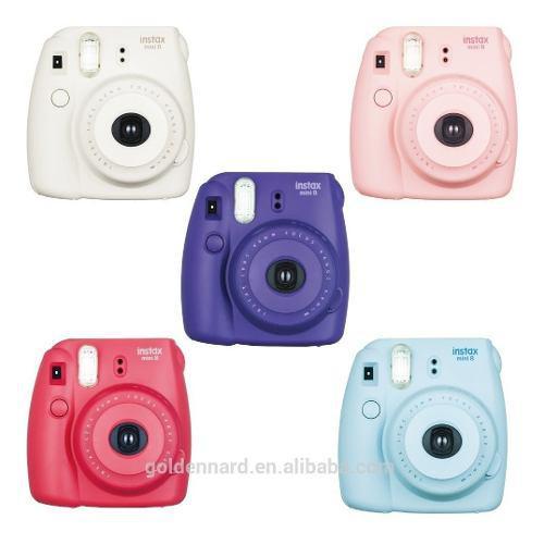 Camara Instax Mini 8 + Pack Film 20 Fotos