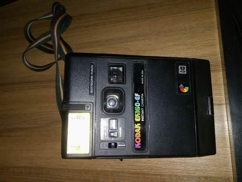 Camara Kodak Ek160-ef Instantanea