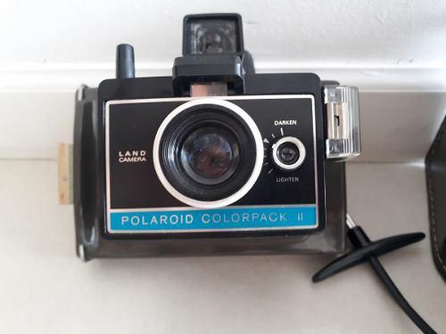 Camara Polaroid Colorpack Ii Color Pack 2 - Excelente Estado