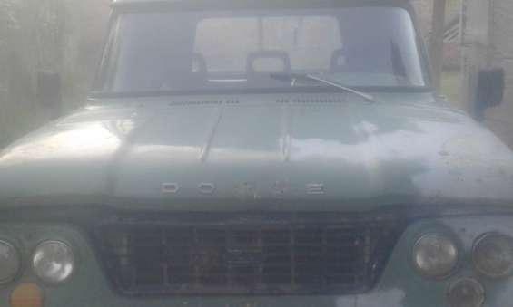 Camioneta dodge 100 gnc en Luján de Cuyo