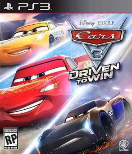 Cars 3 ps3 digital | español | juego original | oferta |