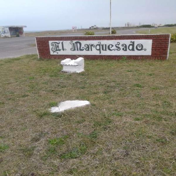 Dueño vende lote en esquina 427 m2 country el marquesado en