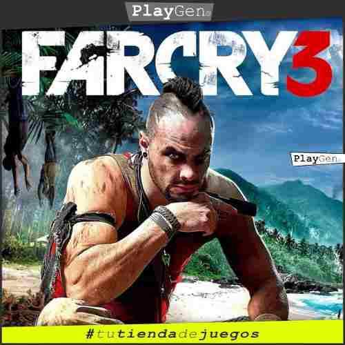 Far cry 4 + far cry 3 | combo juegos ps3 originales español