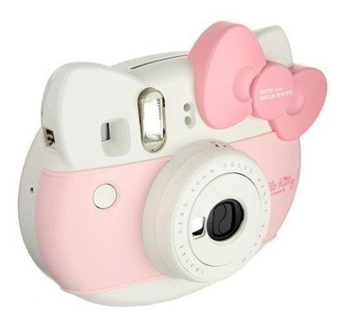 Fujifilm Instax Mini 8 Kitty Rosa 10 Fotos Correa Cuotas
