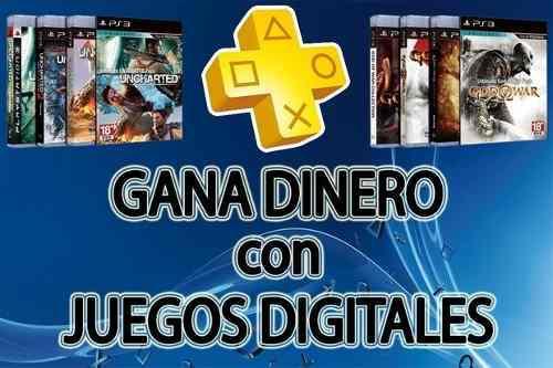 Guía para vender juegos digitales ps4 y ps3 version 2019