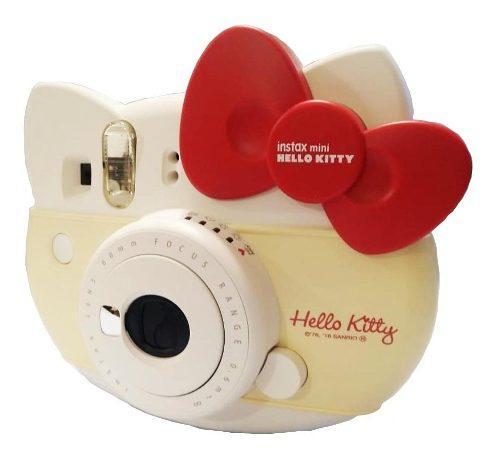 Kit Fuji Instax Mini Kitty Roja Correa 10 Fotos Cuotas