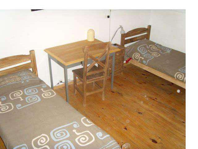 Alquilo habitacion doble para estudiante varon en nuñez
