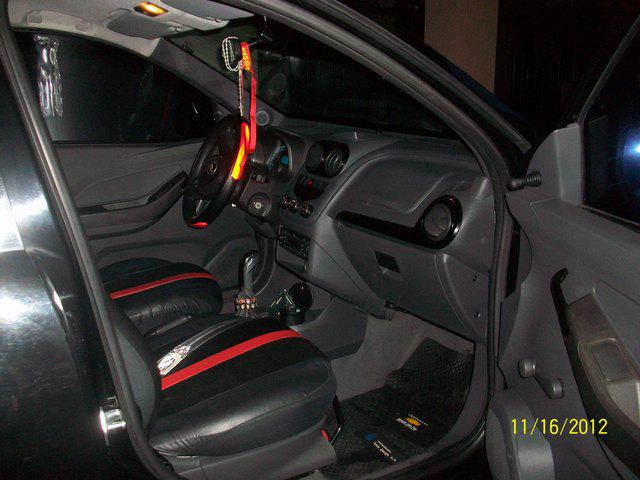 Chevrolet agile 2010 1.4 ls $63000 titular beto negro