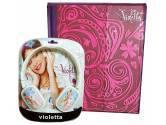 Nuevo diario de violetta + auriculares de violetta