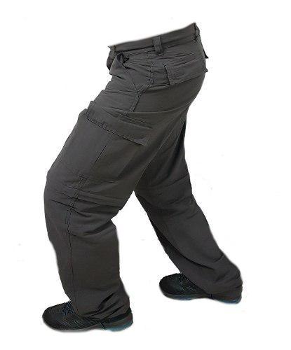 Pantalon desmontable marca explora. trekking caza pesca moto