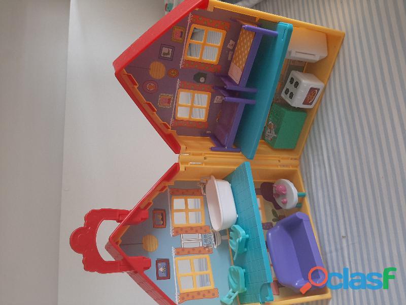 Vendo lote de juguetes +cochecito britax