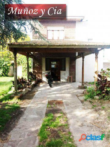 Casa en alquiler temporario zona iii de miramar. estado muy bueno. 2 habitaciones. 1 baño. verano 2020