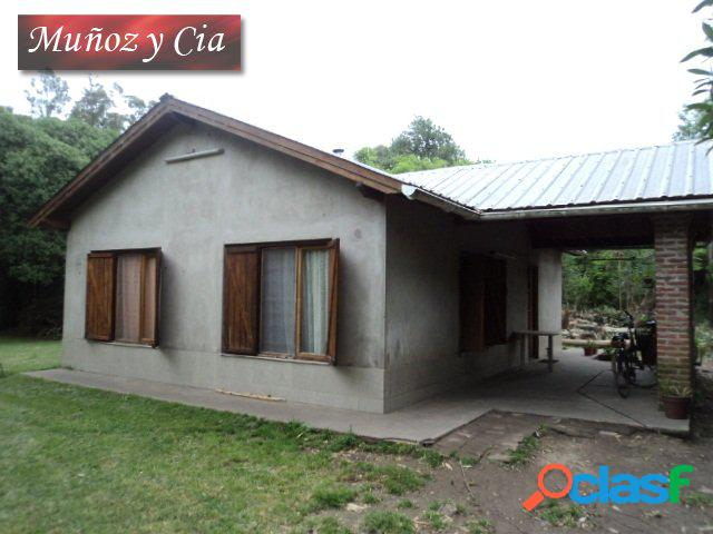 Quinta en Venta Quintas de Miramar. Retasado a U$S 110000. 2 Habitaciones. 1 Baño. 1
