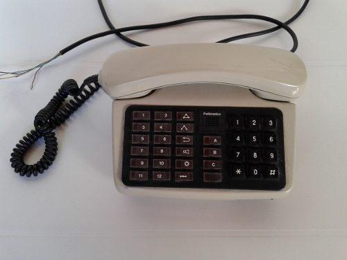 Antiguo telefono siemens politronics modelo p44