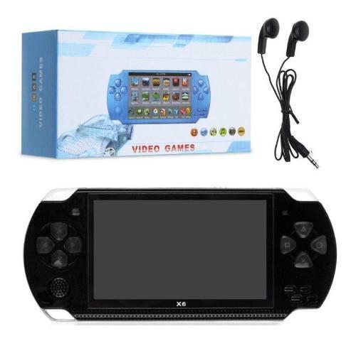 Consola de juegos portatil mp5 video 10mil juego incluidos