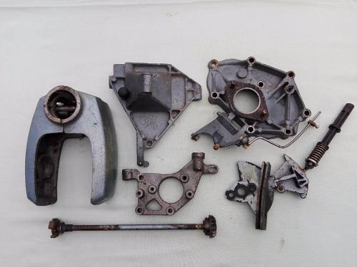 Evinrude 40 hp - repuestos corona piolero
