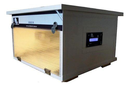 Incubadora rovi automática lcd50+envio - innovadora