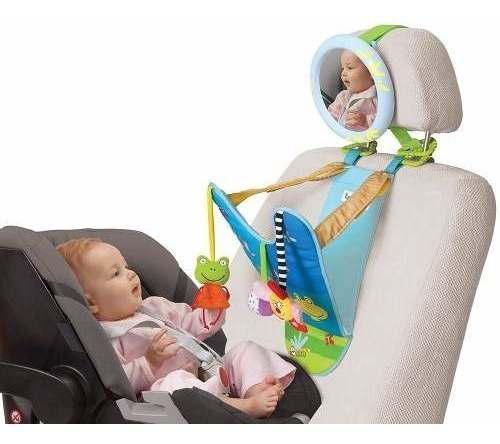 Juego para auto bebe taf toys in car play center