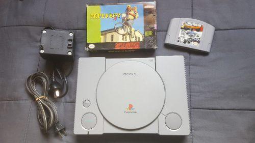 Lote juegos snes n64 consola playstation consultar descuento