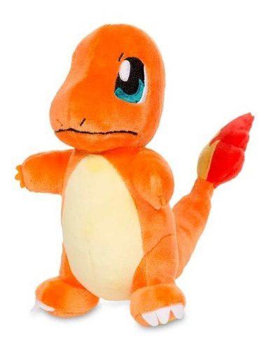 Peluche pokemon charmander mediano toyland juguetes palermo