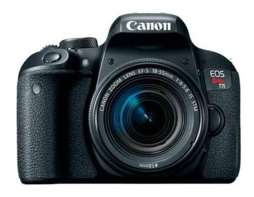 Canon T7i Kit Con Lente 18-55