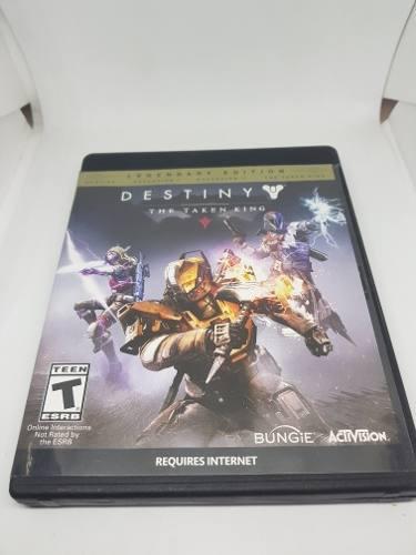 Juego xbox one destiny + battleborn discos fisicos orginal