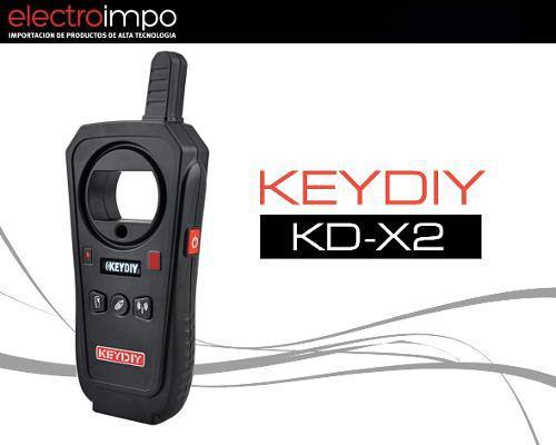 Keydiy kd-x2 generador identificación chip lector