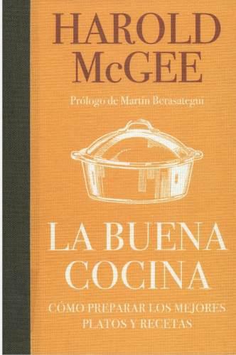 La Buena Cocina Harold Mac Gee Libro Dig