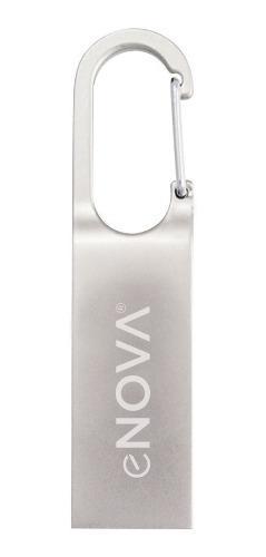 Pendrive 32gb pen drive metálico clip enova