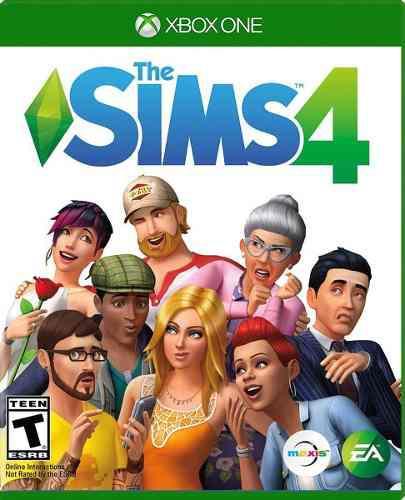 The sims 4 xbox one juego cd nuevo original fisico