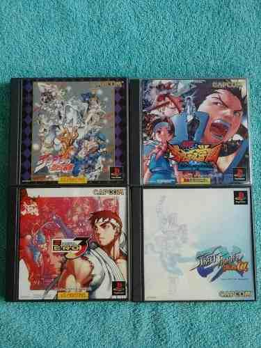 Juegos ps1 playstation 1 one originales únicos [ntsc-j]
