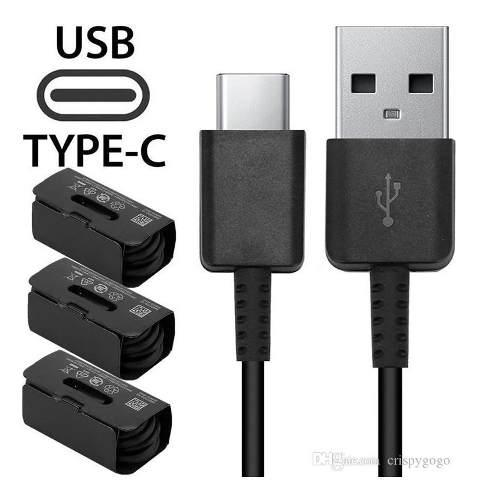 Cable datos samsung original s10 s10+ s9 s8 carga rapida usb