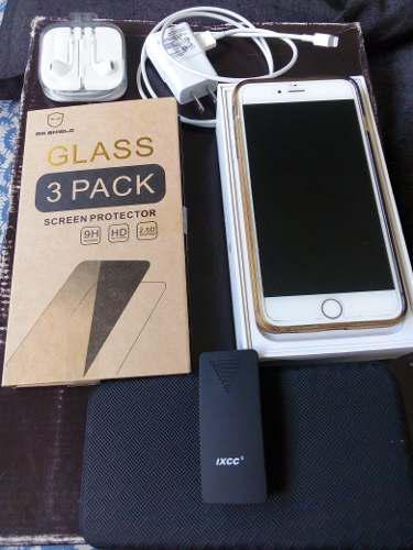 Iphone 6 plus 128 gb batería al 100% mas accesorios
