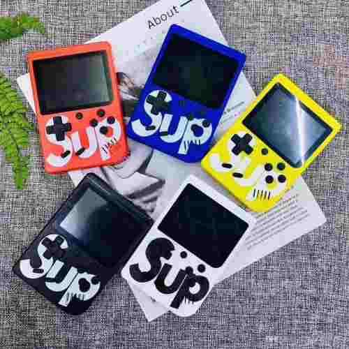 Consola portátil retro gameboy nintendo 400 in 1 original!