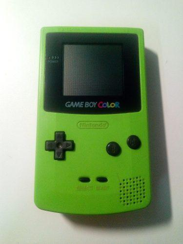 Game Boy Color En Excelente Estado
