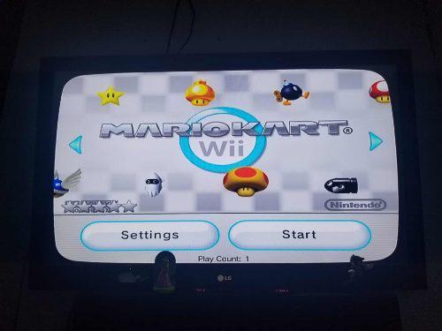 Nintendo wii 16gb juegos