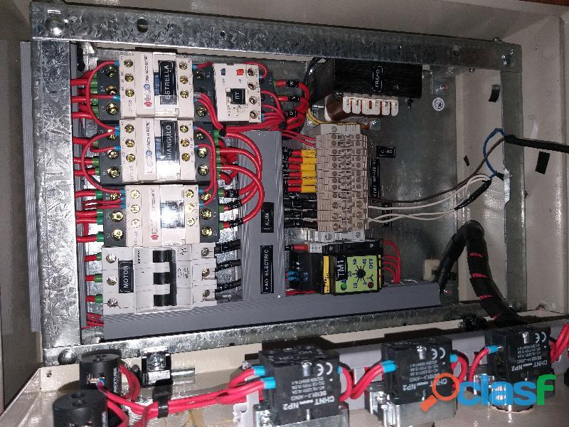 Técnico electricista matriculado emergencias