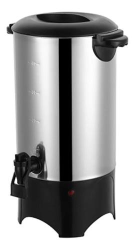 Cafetera Electrica Industrial Sikla 4,5 Lts Acero Inox