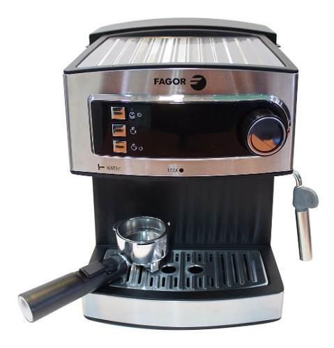 Cafetera Express Fagor Ca-faeb15a 20 Bar 1.6 Lts Espumador