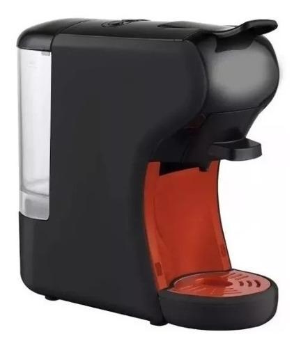 Cafetera Multicapsula Kanji Negra Kjh-cm1500mc01 Nespresso