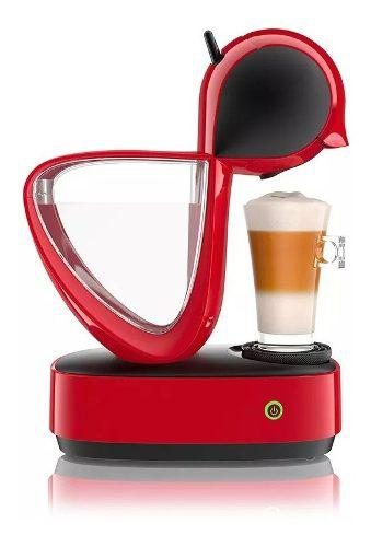 Cafetera Nescafe Dolce Gusto Moulinex Infinissima Pv170558