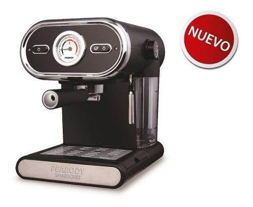 Cafetera Peabody Pe-ce5002 1 Lts, 15 Bar