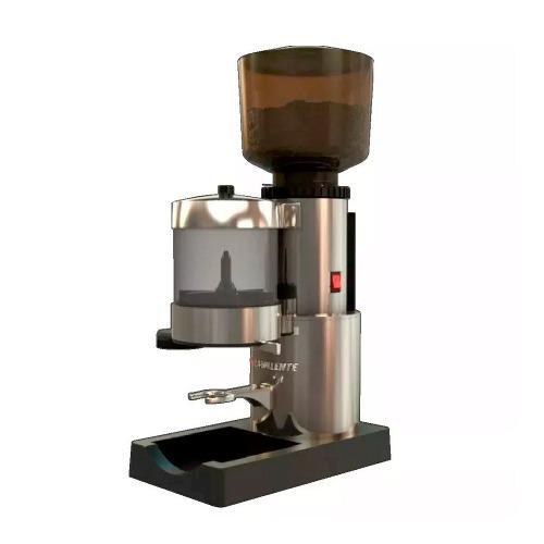 Molinillo de cafe la valente m5 discos fresados dosificador